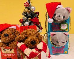 クリスマスギフトにオススメ♪かわいいトイのご紹介